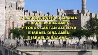 Baruj Adonai (Bendito Señor) Paul Wilbur Album El Shaddai