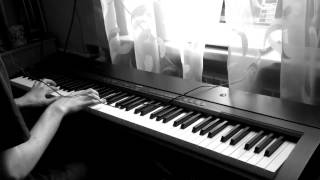 Bruno Mars When I Was Your Man Acoustic Piano Cover