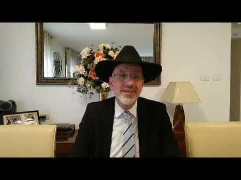 La joie de Jérusalem selon le Zohar.. Arik Abittan remercie Hashem pour la guérison de ses parents