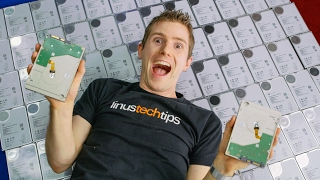 Unboxing a PETABYTE of Storage - HOLY $H!T Ep. 16