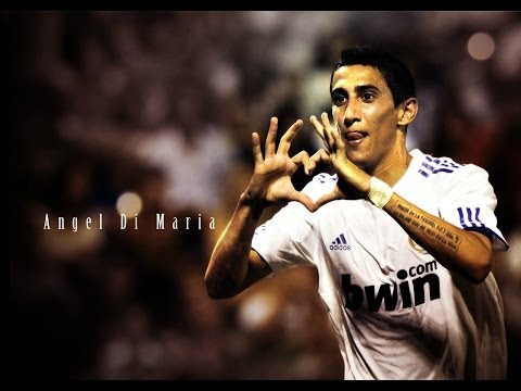 Angel Di Maria▶Best Goals and Skills 2013-2014 HD