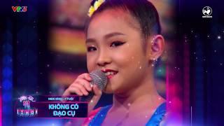 Cô bé dân ca Nghi Đình hát Sóc Sờ Bai Sóc Trăng  đốn tim  khán giả trong biệt tài tí hon