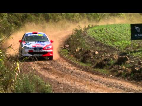 Shakedown Categorias 4x2 - Rally de Erechim 2013