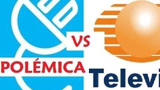 Televisa vs EnchufeTv por trailer de película de El Chavo