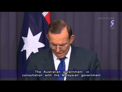 Australia to expand undersea search for missing MH370 - 28Apr2014
