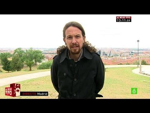 Al Rojo Vivo - Pablo Iglesias: