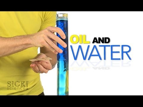 Oil and Water - Sick Science! #177