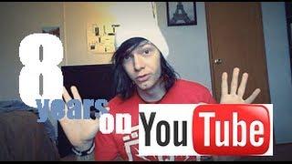 Eight Years On Youtube