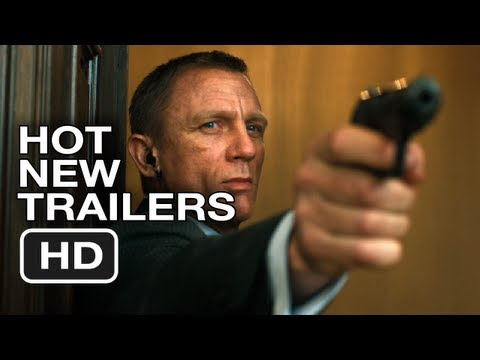 Best New Movie Trailers - July 2012 HD