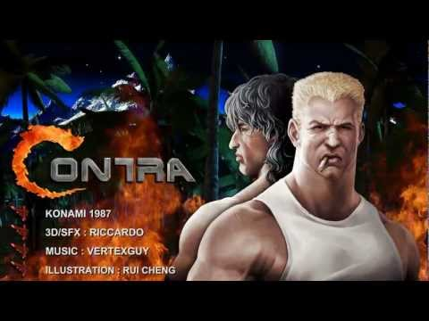 CONTRA tribute - HD