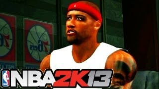 NBA 2K13 My Athletic SG's Dunk Packages & Signature