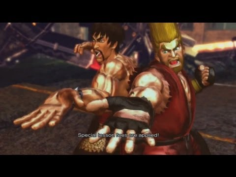 Street Fighter X Tekken 2013 | :  #210