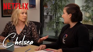 Chelsea Attends LGBTQ Sensitivity Training   Chelsea   Netflix