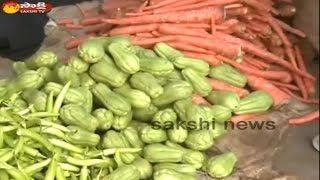 Telangana vegetables, fruits to be sold through Corporation