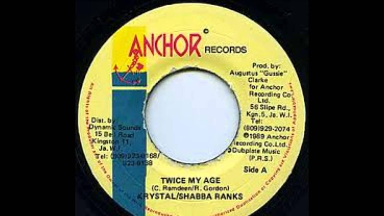 Krystal & Shabba Ranks / Sanchez & Lady G - Twice My Age / Half My Age