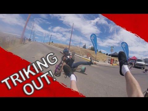Trike Race for Evel Knievel Days