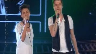 Kristo Thano & Alban Skenderaj (X Factor Albania Final)