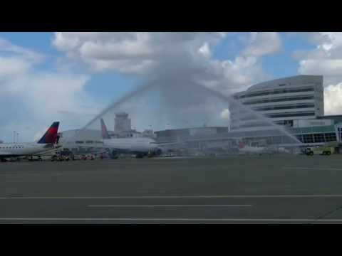 Delta Airlines flys from Seattle to Hong Kong