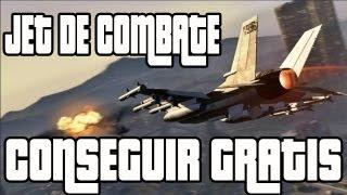 GTA 5 Conseguir Jet De Combate ¡GRATIS! (Localización