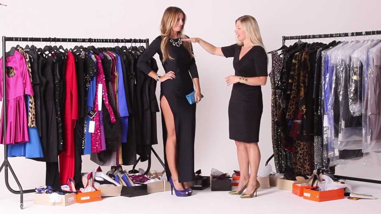 How to dress if you're tall with Littleblackdress.co.uk ...