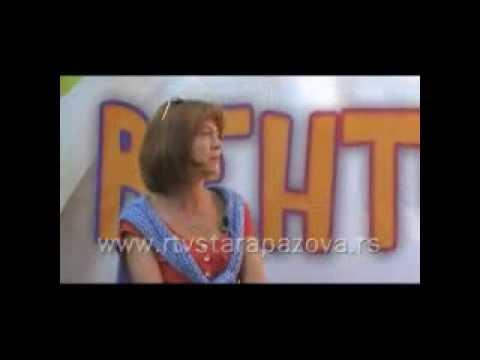 RTV Stara Pazova Smeh joga u emisiji Ventilator 16.07.2013