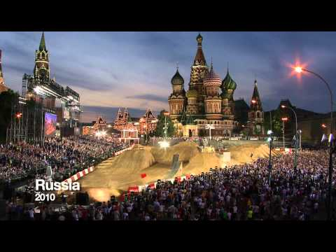 The history of Red Bull X-fighters – Freestyle motocross