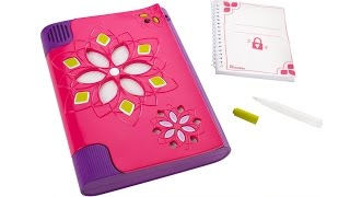 "My Password Journal / Pamiętnik Na Hasło ""my Password"" - Mattel - Clp41 - Megadyskont.pl"