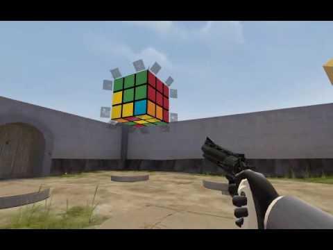 Кубик рубика в Team Fortress 2
