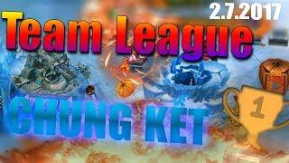 BangBang trên zing me - Chung Kết team league ngày 2-7-2017