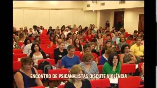 Encontro de psicanalistas discute a viol�ncia em BH