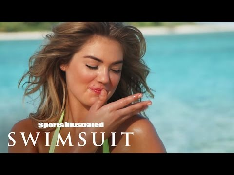 Kate Upton Exclusive Outtakes, SI Swimsuit 2014
