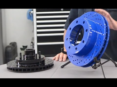 Chrome Brakes - Presented by Andy's Auto Sport