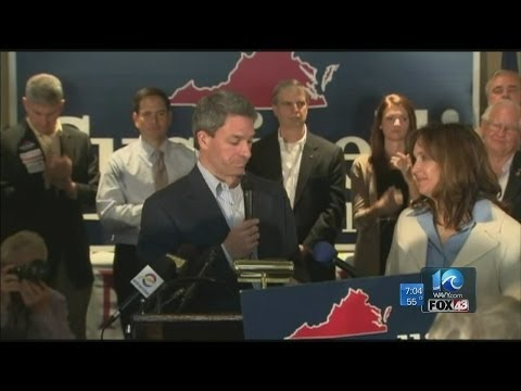 Don Roberts interviews Ken Cuccinelli on election day