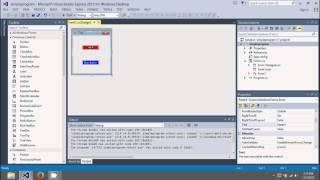 C# Beginners Tutorial Simple Program Using Visual Studio