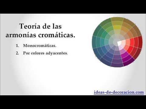 C mo combinar colores en paredes c mo encontrar qu - Como combinar colores en paredes ...