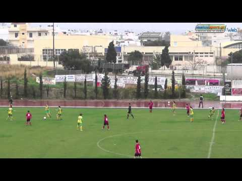 [Γυναίκες] Ασι - Νεάπολη 3-0 2/2/2014 Lasithisport.gr