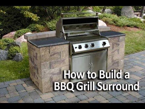 Jak zbudować barbeque BBQ grill