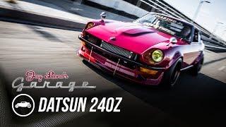 1971 Datsun 240Z - Jay Leno's Garage. Watch online.