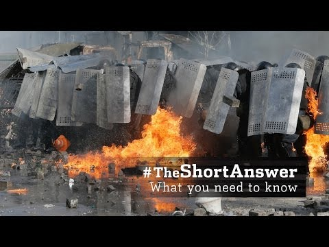 Ukraine's Turmoil Explained