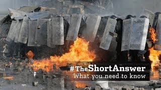 Ukraine's Turmoil Explained | #TheShortAnswer w/Jason Bellini