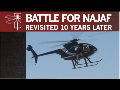 040404 Battle for Najaf Iraq revisited BLACKWATER