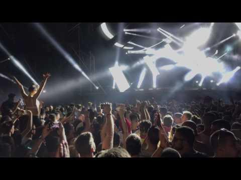 [4K] Paul Kalkbrenner dropping last track Aaron live at Exit Dance Arena