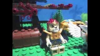 LEGO Legends Of Chima Episode 25