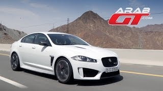 جاكوار اكس اف ار اس Jaguar XF RS 2014