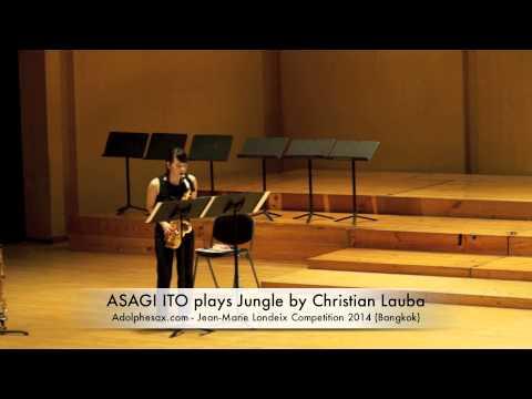ASAGI ITO plays Jungle by Christian Lauba