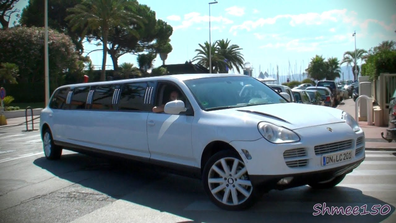porsche cayenne limo attempted flat out acceleration youtube. Black Bedroom Furniture Sets. Home Design Ideas