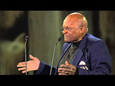 Global Dignity Day 2011 Finland - Archbishop Desmond Tutu (part 2)
