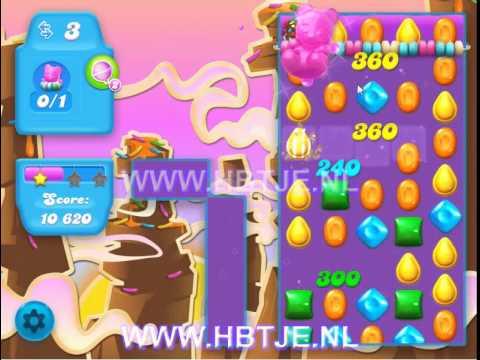 Candy Crush Soda Saga level 61