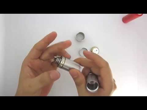 Stingray Mod Stainless Steel (magnetic switch,silver plated contacts)