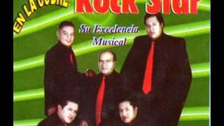 ROCK STAR MUCHACHA BONITA